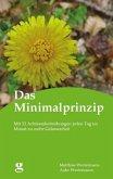Das Minimalprinzip