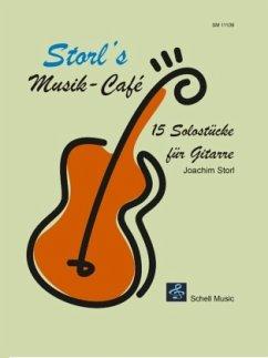 Storl´s Musik-Café, für Gitarre