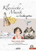 Klassische Musik im Kindergarten - Peter und der Wolf