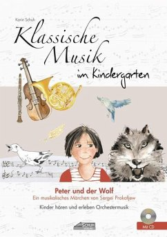 Klassische Musik im Kindergarten - Peter und de...