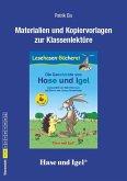 Die Geschichte von Hase und Igel / Silbenhilfe. Begleitmaterial