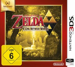 The Legend of Zelda - A Link Between Worlds (Nintendo Selects) (3DS)