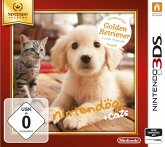 Nintendogs + Cats: Golden Retriever & Neue Freunde (Nintendo Selects) (3DS)