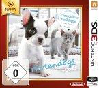 Nintendogs + Cats: Französische Bulldogge & Neue Freunde (Nintendo Selects) (3DS)