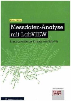 Messdaten-Analyse mit LabVIEW - Müller, Walter