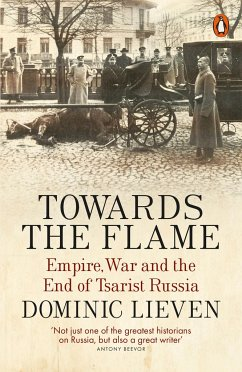 Towards the Flame - Lieven, Dominic