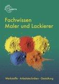 Fachwissen Maler und Lackierer, m. CD-ROM