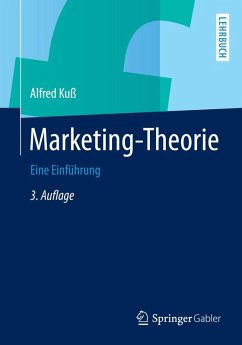 Marketing-Theorie (eBook, PDF) - Kuß, Alfred