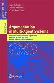 Argumentation in Multi-Agent Systems (eBook, PDF)