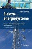 Elektroenergiesysteme (eBook, PDF)