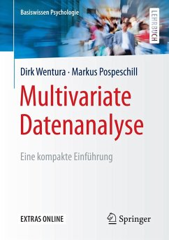 Multivariate Datenanalyse (eBook, PDF) - Wentura, Dirk; Pospeschill, Markus