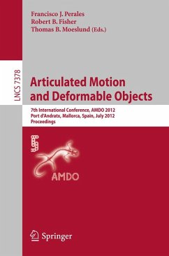 Articulated Motion and Deformable Objects (eBook, PDF)