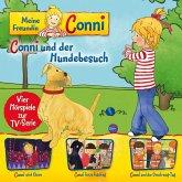 Meine Freundin Conni - Conni Hundebesuch, 1 Audio-CD