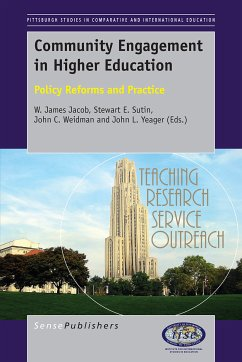 Community Engagement in Higher Education (eBook, PDF)