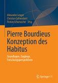Pierre Bourdieus Konzeption des Habitus (eBook, PDF)