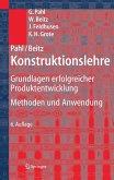 Pahl/Beitz Konstruktionslehre (eBook, PDF)