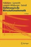 Einführung in die Wirtschaftsmathematik (eBook, PDF)