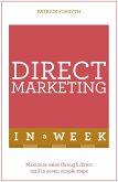 Successful Direct Marketing in a Week