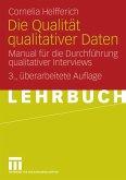 Die Qualität qualitativer Daten (eBook, PDF)
