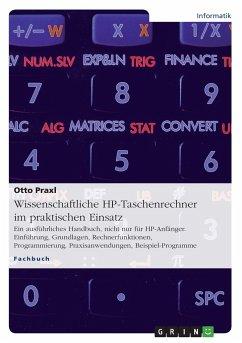 Wissenschaftliche HP-Taschenrechner im praktisc...