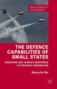 The Defence Capabilities of Small States - Wu, Shang-Su