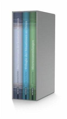 Das Gedächtnis der Wellen / La memoria delle onde   3 Bände - Kofler, Gerhard