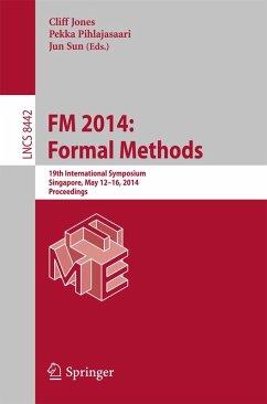FM 2014: Formal Methods (eBook, PDF)