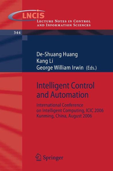 Intelligent Control and Automation (eBook, PDF)