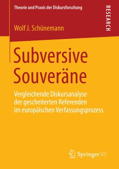 Subversive Souveräne (eBook, PDF) - Schünemann, Wolf J.