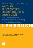 Werbung in der Medien- und Informationsgesellschaft (eBook, PDF)
