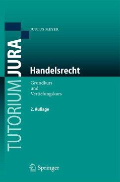 Handelsrecht (eBook, PDF) - Meyer, Justus
