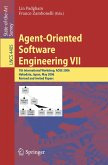 Agent-Oriented Software Engineering VII (eBook, PDF)