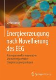 Energieerzeugung nach Novellierung des EEG (eBook, PDF)