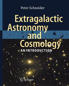 Extragalactic Astronomy and Cosmology (eBook, PDF) - Schneider, Peter