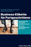 Business-Etikette für Fortgeschrittene (eBook, ePUB)