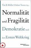 Normalität und Fragilität (eBook, ePUB)
