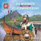 WAS IST WAS Hörspiel: Die Wikinger/ Völkerwanderung (MP3-Download)