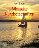 Biblische Kurzbotschaften (eBook, ePUB)