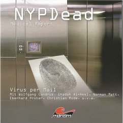 NYPDead - Medical Report, Folge 4: Virus per Ma...