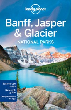 Lonely Planet Banff, Jasper and Glacier Nationa...
