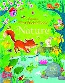First Sticker Book: Nature