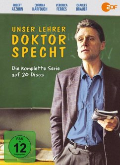 Unser Lehrer Dr. Specht - Die komplette Serie (...