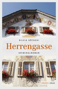 Herrengasse (eBook, ePUB) - Götschi, Silvia