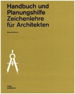 Zeichenlehre für Architekten - Meuser, Natascha