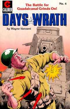 Caliber Comics Days of Wrath Vol.1 #4 (eBook, ePUB)