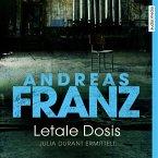 Letale Dosis / Julia Durant Bd.3 (MP3-Download)