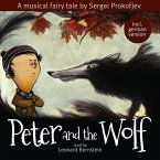 Peter and the Wolf, 1 Audio-CD