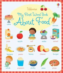 My First Word Book About Food - Young, Caroline