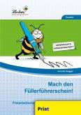 Mach den Füllerführerschein! (PR)