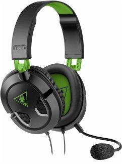 Turtle Beach Recon 50X Schwarz/Grün, Gaming-Headset